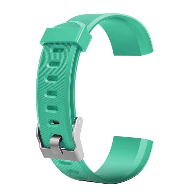 Сменный ремешок для фитнес браслета Lemfo ID115 PLUS Green