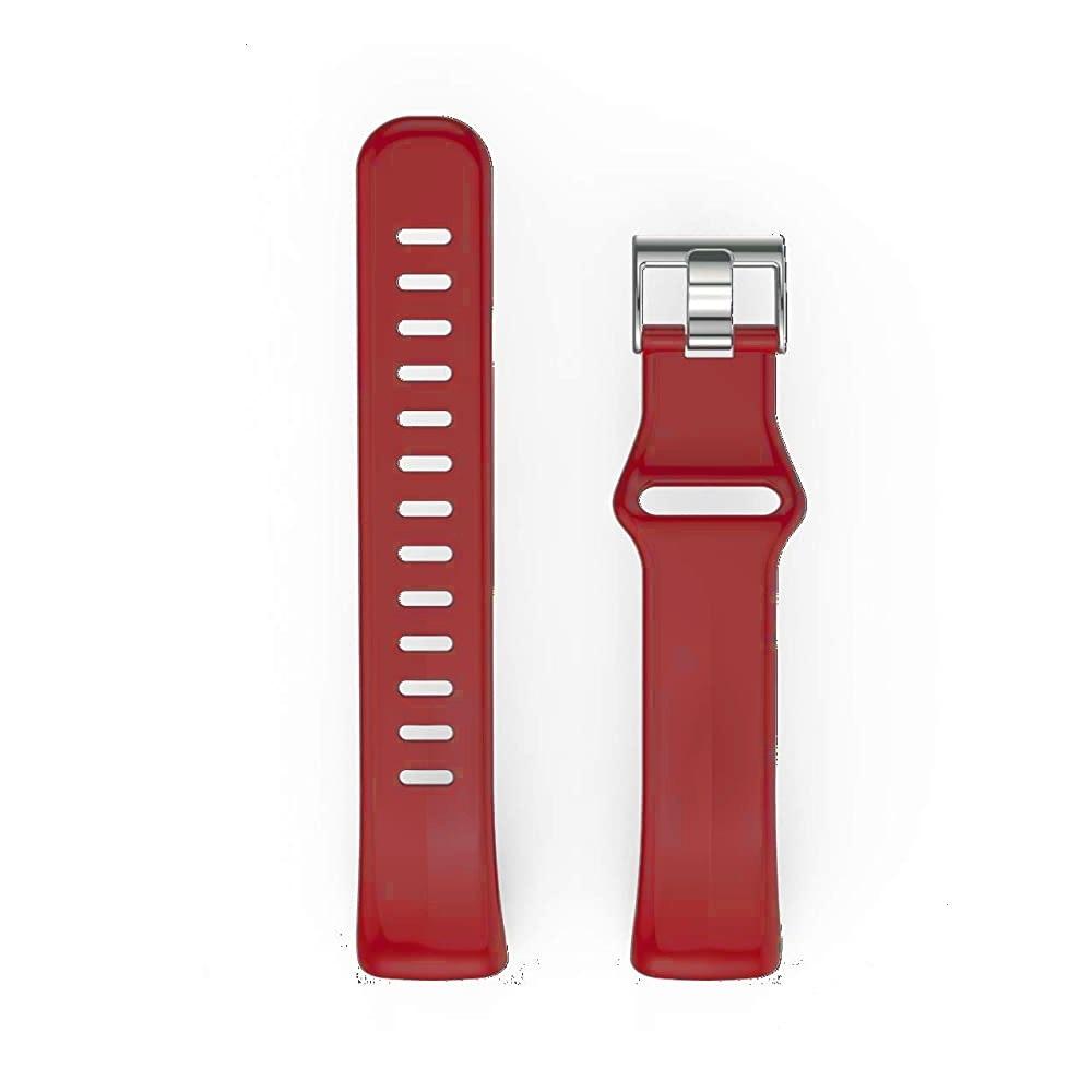 Сменный ремешок для фитнес-браслета Lemfo P11 Red